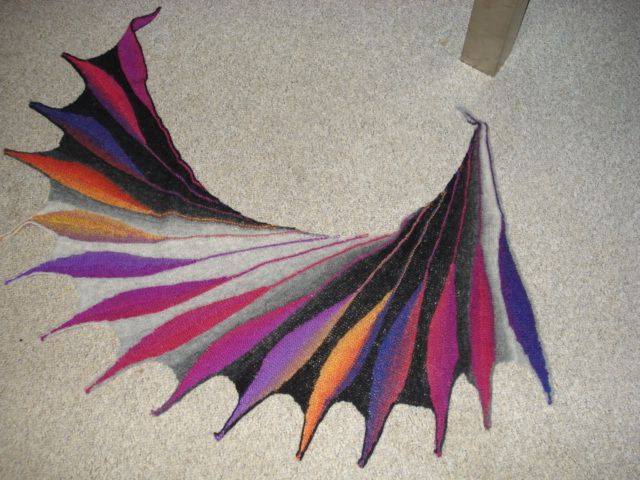 http://www.ravelry.com/patterns/library/dreambird-kal | knit ...