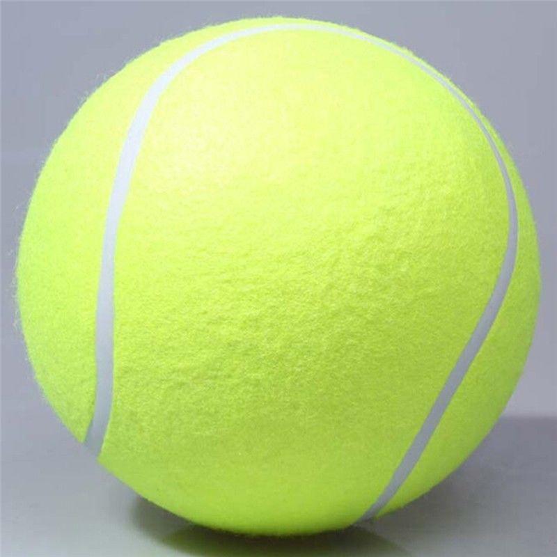 Giant Rubber Tennis Ball For Dogs Tennis Balls For Dogs Tennis Ball Thrower Dog Toys