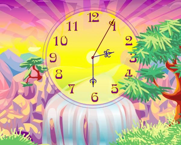 30 Cool Clock Wallpapers Heartz Clockz Wallpaper Clock