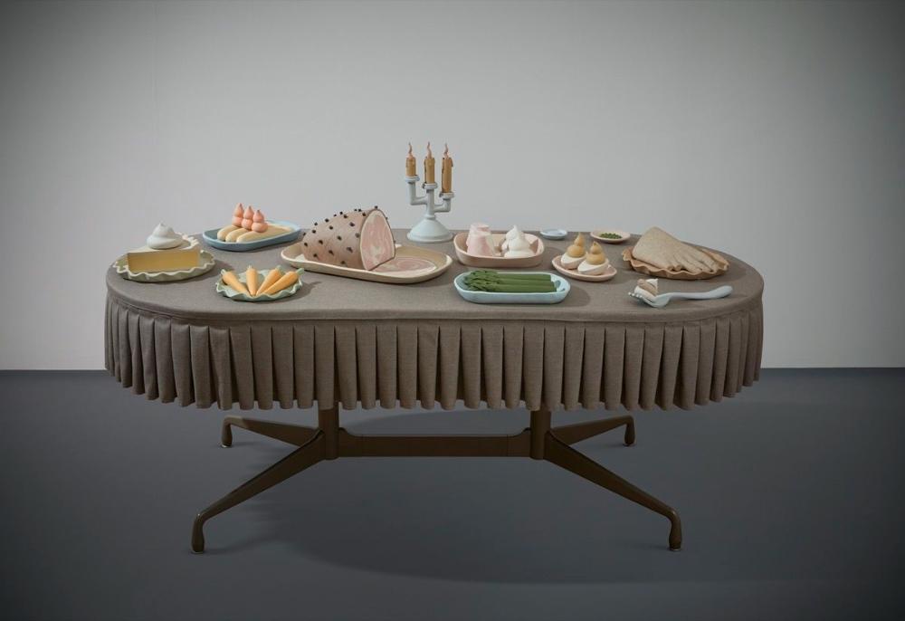 Genesis Belanger's Uncanny Ceramics Help Us Cope with the Present   Aesthetic painting, Spin art, Ceramics