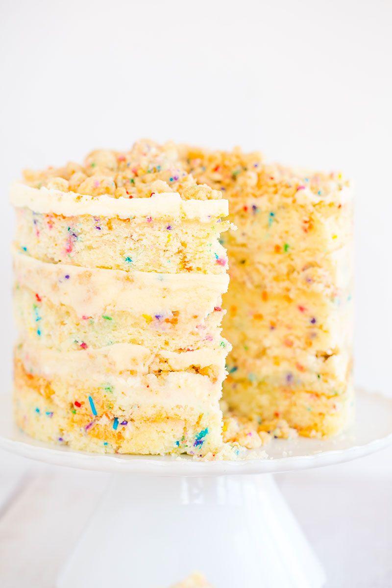 Wondrous Momofuku Birthday Cake Recipe Momofuku Birthday Cake Milk Bar Funny Birthday Cards Online Kookostrdamsfinfo