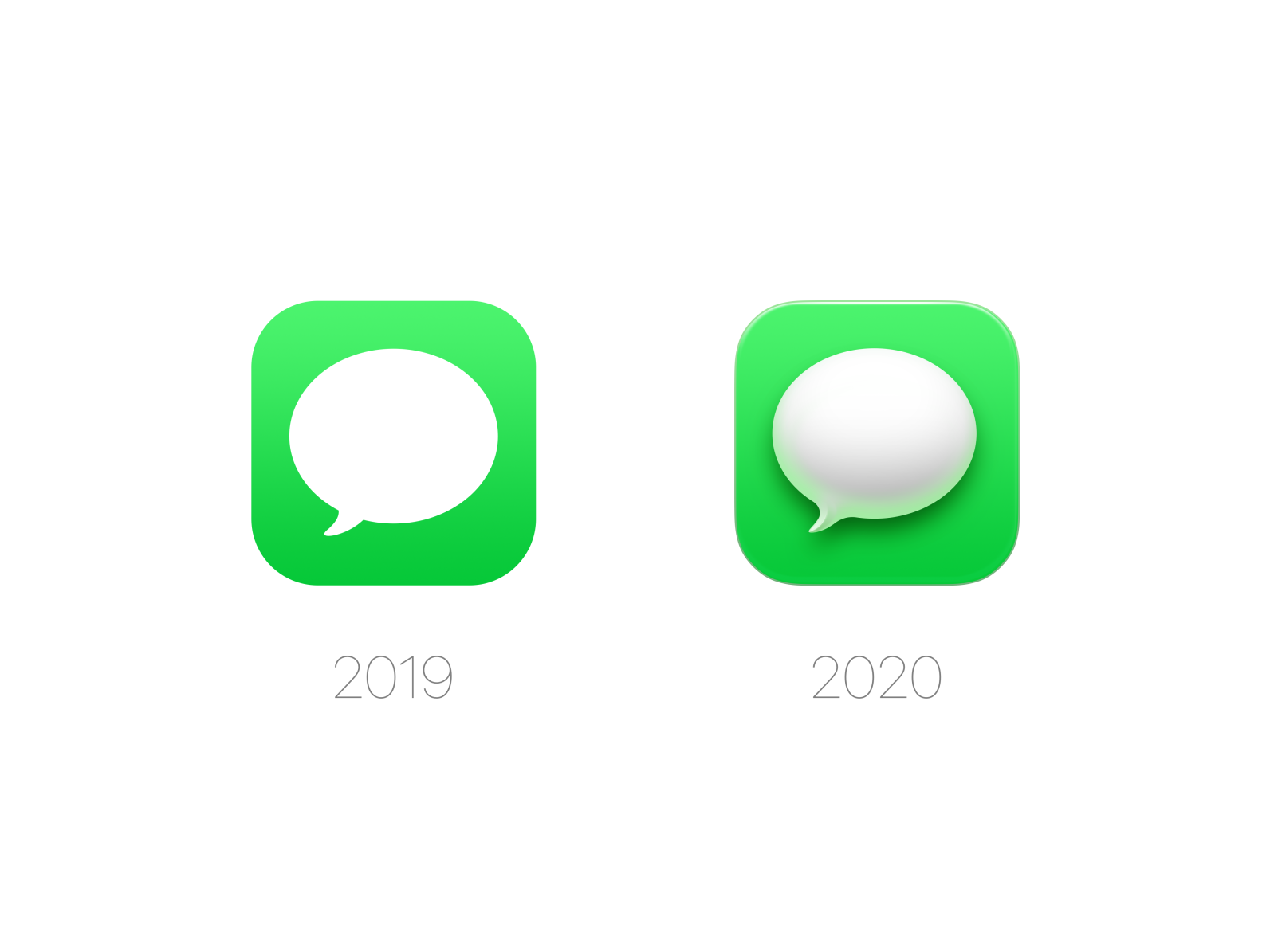Messages Icon Macos Big Sur In 2020 Big Sur Icon Messages