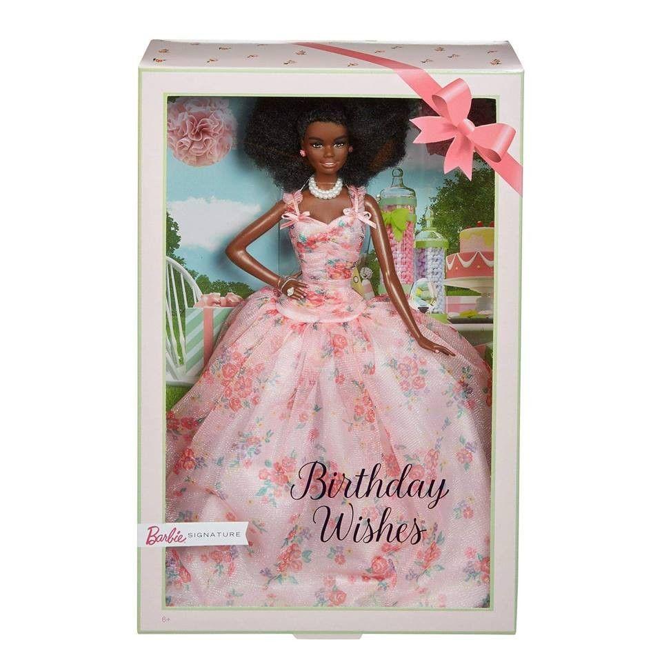 2019 Birthday Wishes® Barbie® Dolls. Barbie birthday
