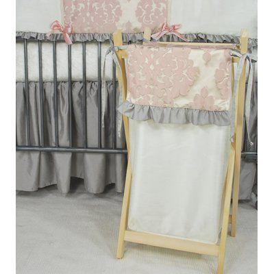 Blueberrie Kids Pink Champagne Laundry Hamper Laundry Hamper