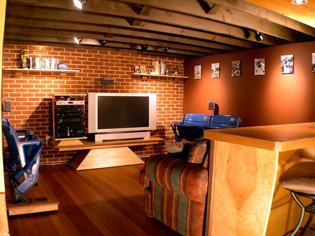 Turn Garage Into Man Cave Uk : Image result for man cave ideas basement anthony s