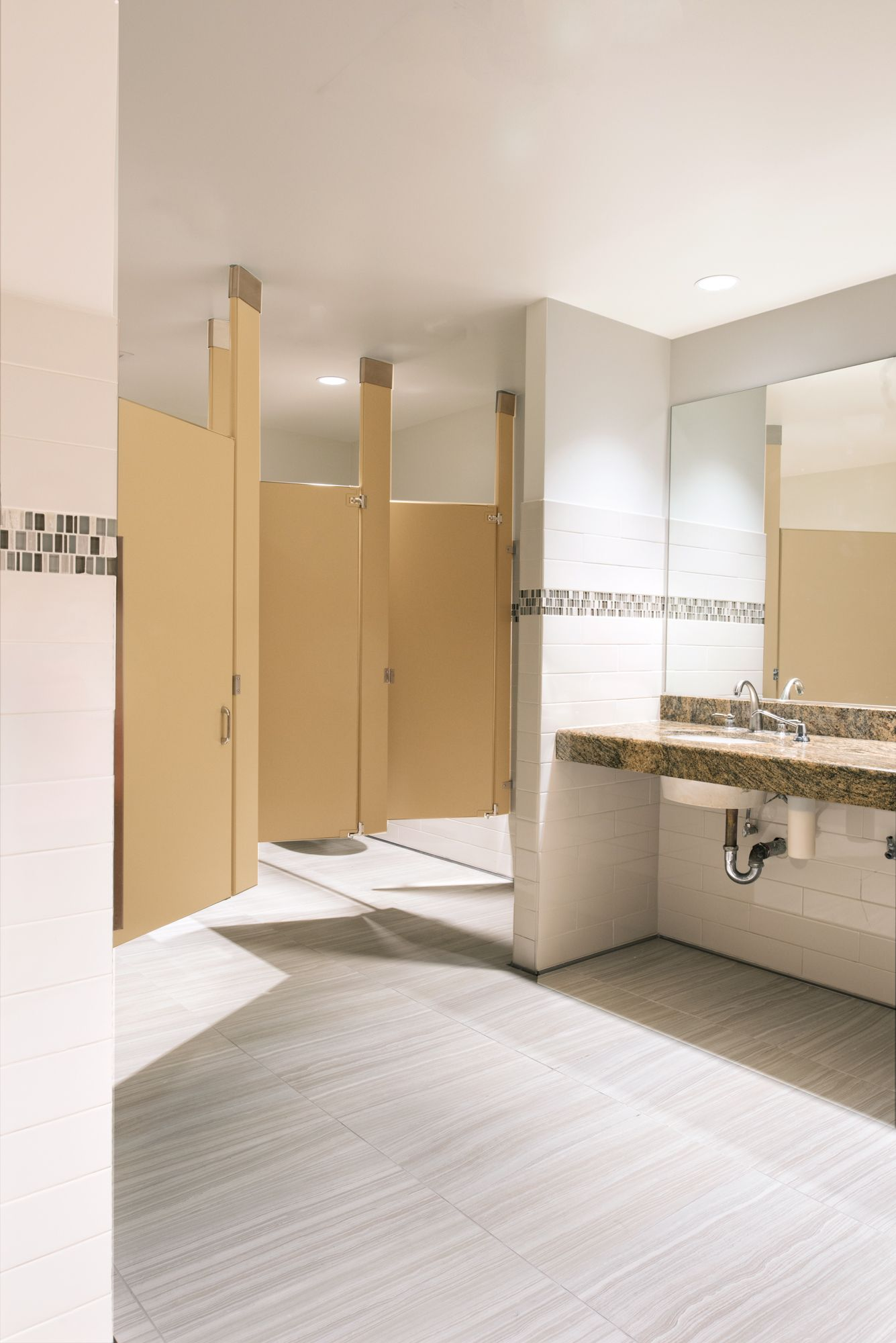 modernization of twenty public restrooms in a commercial on commercial office colors for walls id=42365