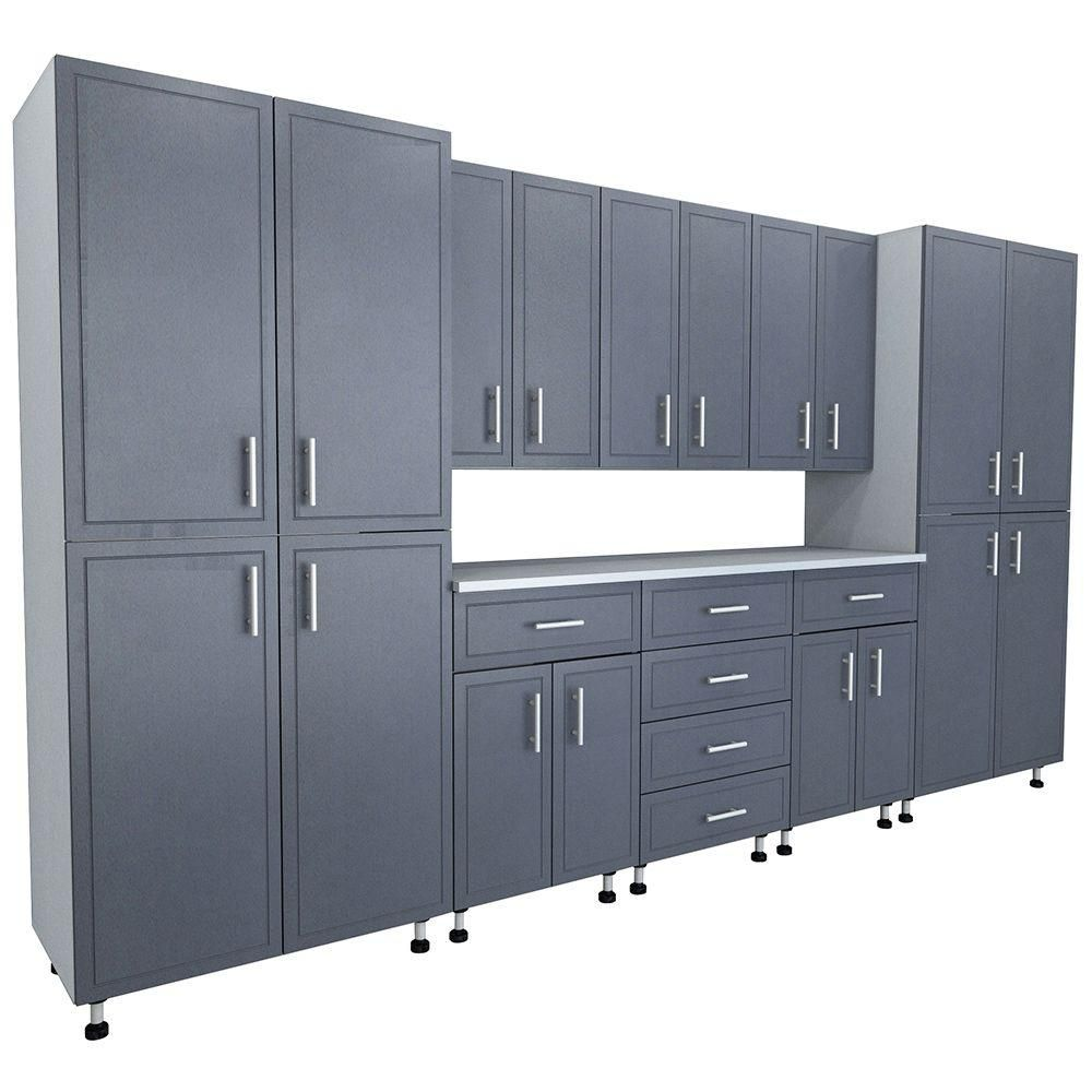 Pin By Carrie Mercer On Garage In 2020 Storage Cabinets Storage System Garage Storage Cabinets