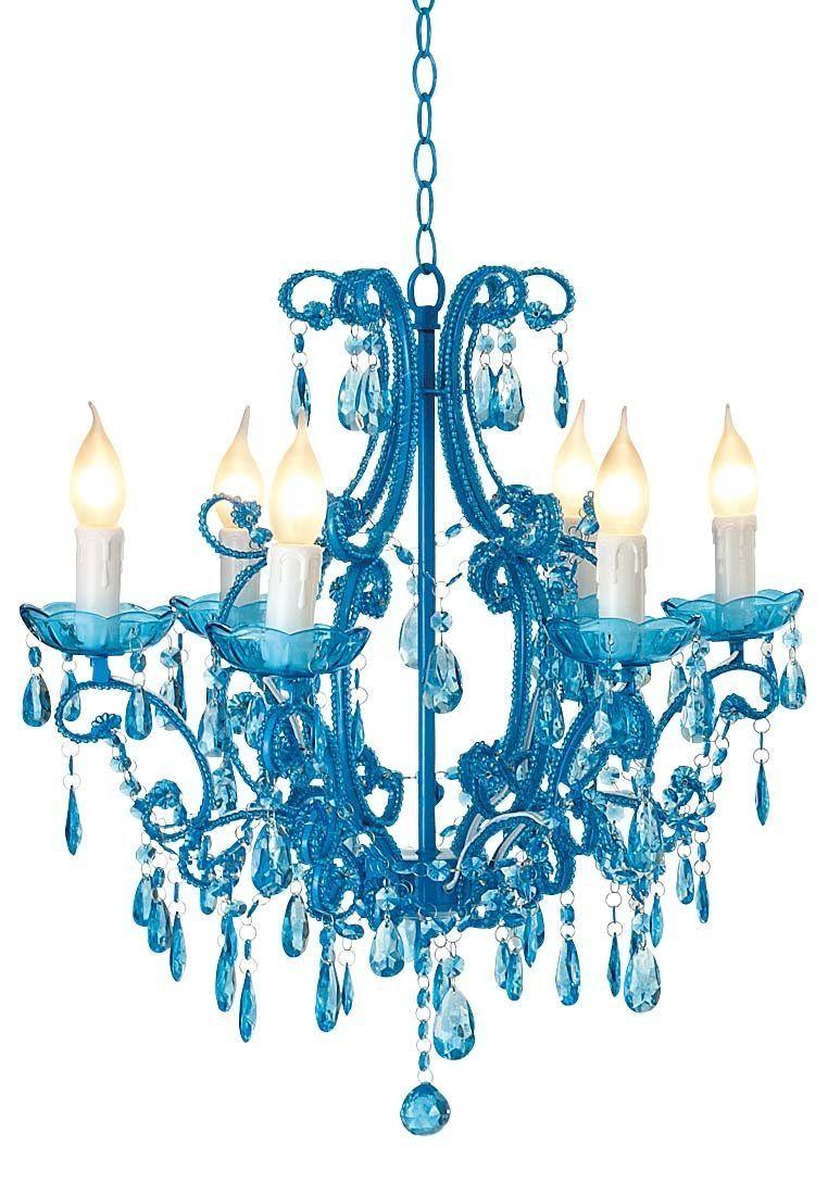 PureDay Deckenlampe blau Lampen, Deckenlampe