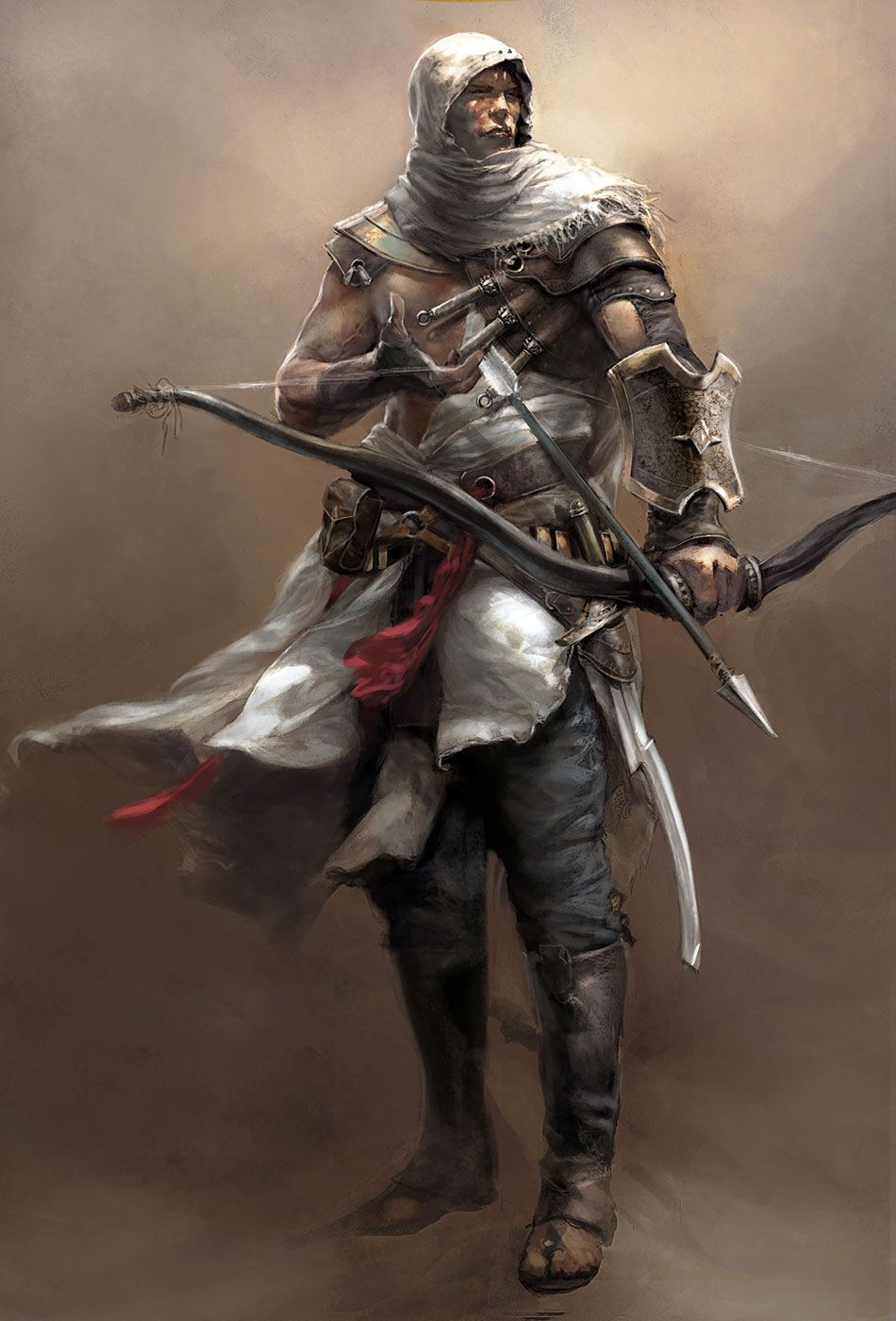 Bayek Concept Assassins Creed Art Assassins Creed Fantasy Characters