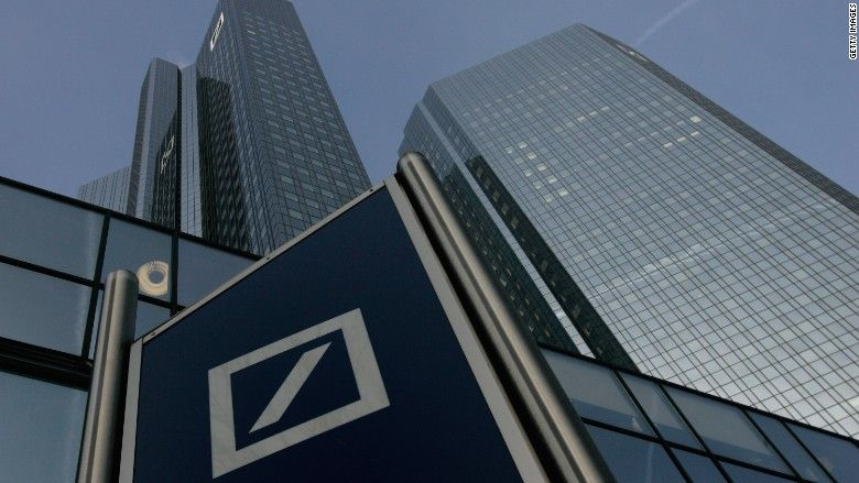 Deutsche Bank to ask market for 8.5 billion after big