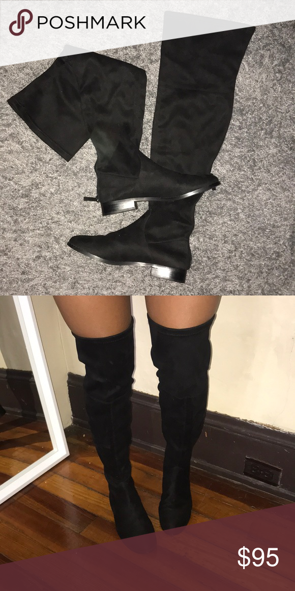 """909d3ac0b8b Steve Madden """"Odessa"""" Knee high Shoes These shoes are perfect for ..."""