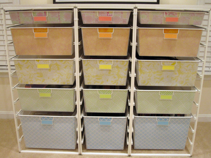 How To Decorate Your Elfa Drawers From The Container Store