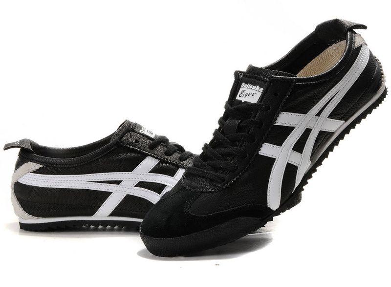 onitsuka tiger mexico 66 deluxe black white