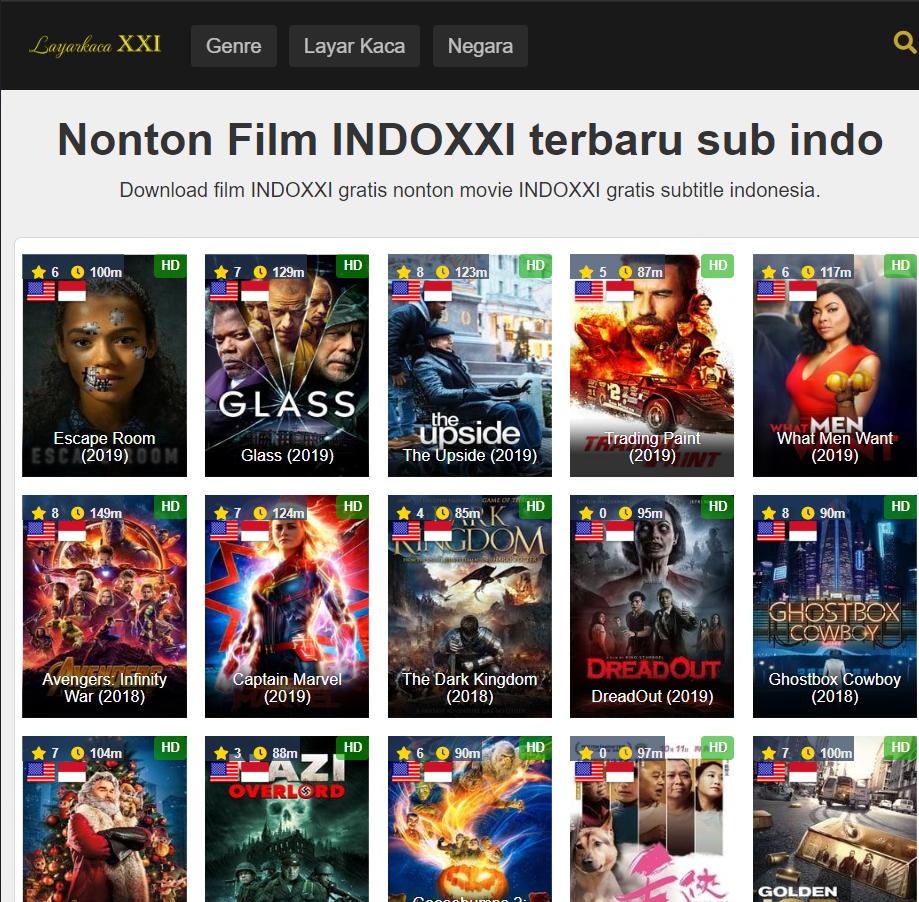 Indoxxi Bioskop Film Fiksi Ilmiah