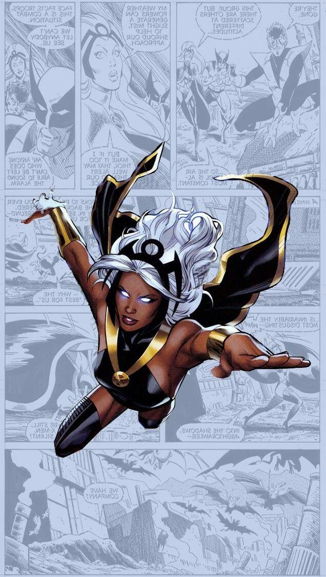 Black Comics Marvel Dc Comics Fun Comics Marvel Heroes X Men