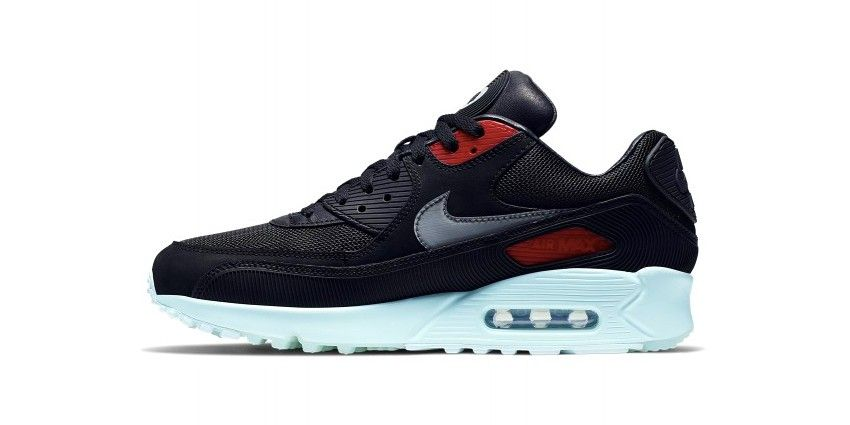 This Nike Air Max 90 Colorway Pays Homage to the Glory of