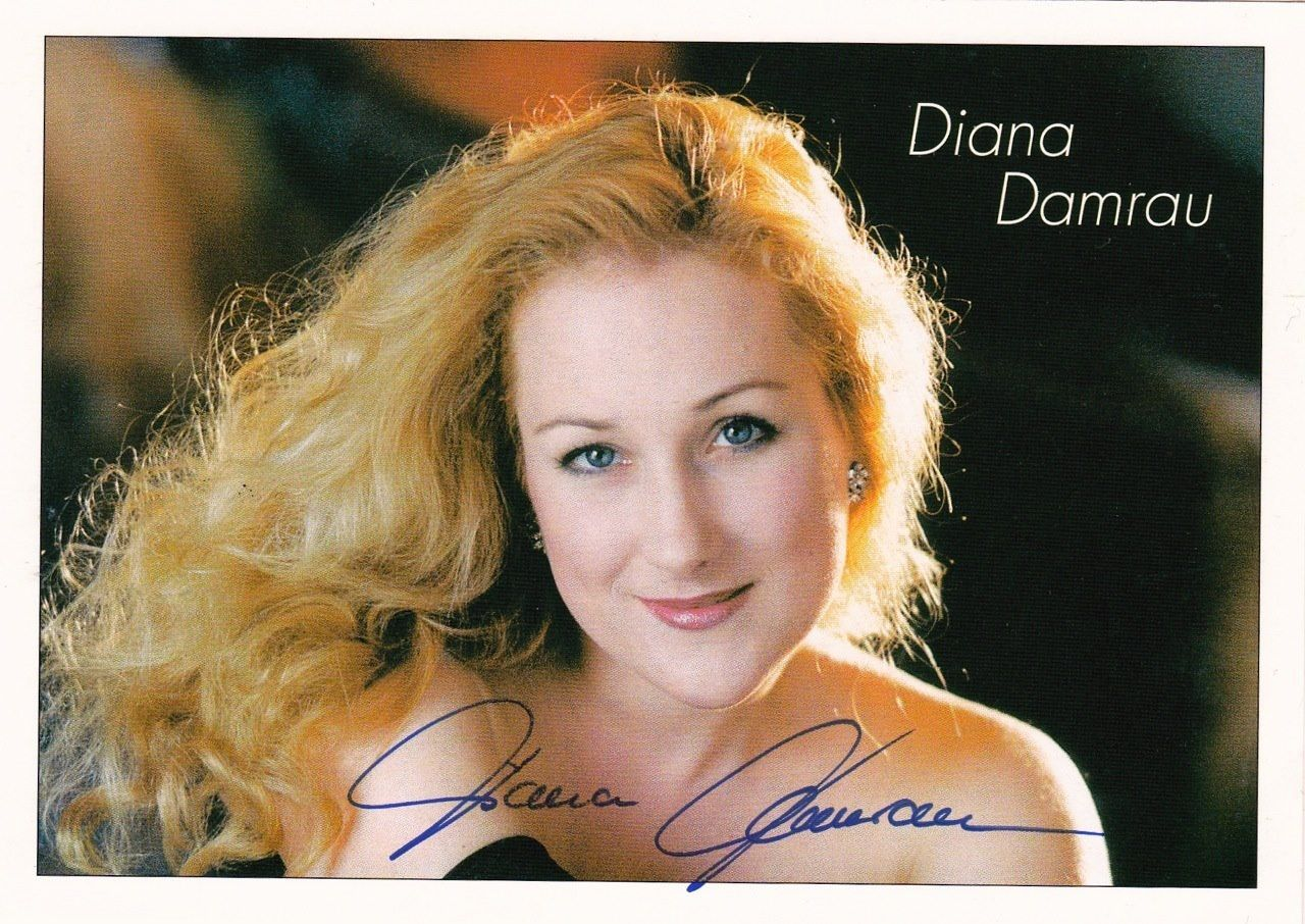 Diana Damrau - from our collection
