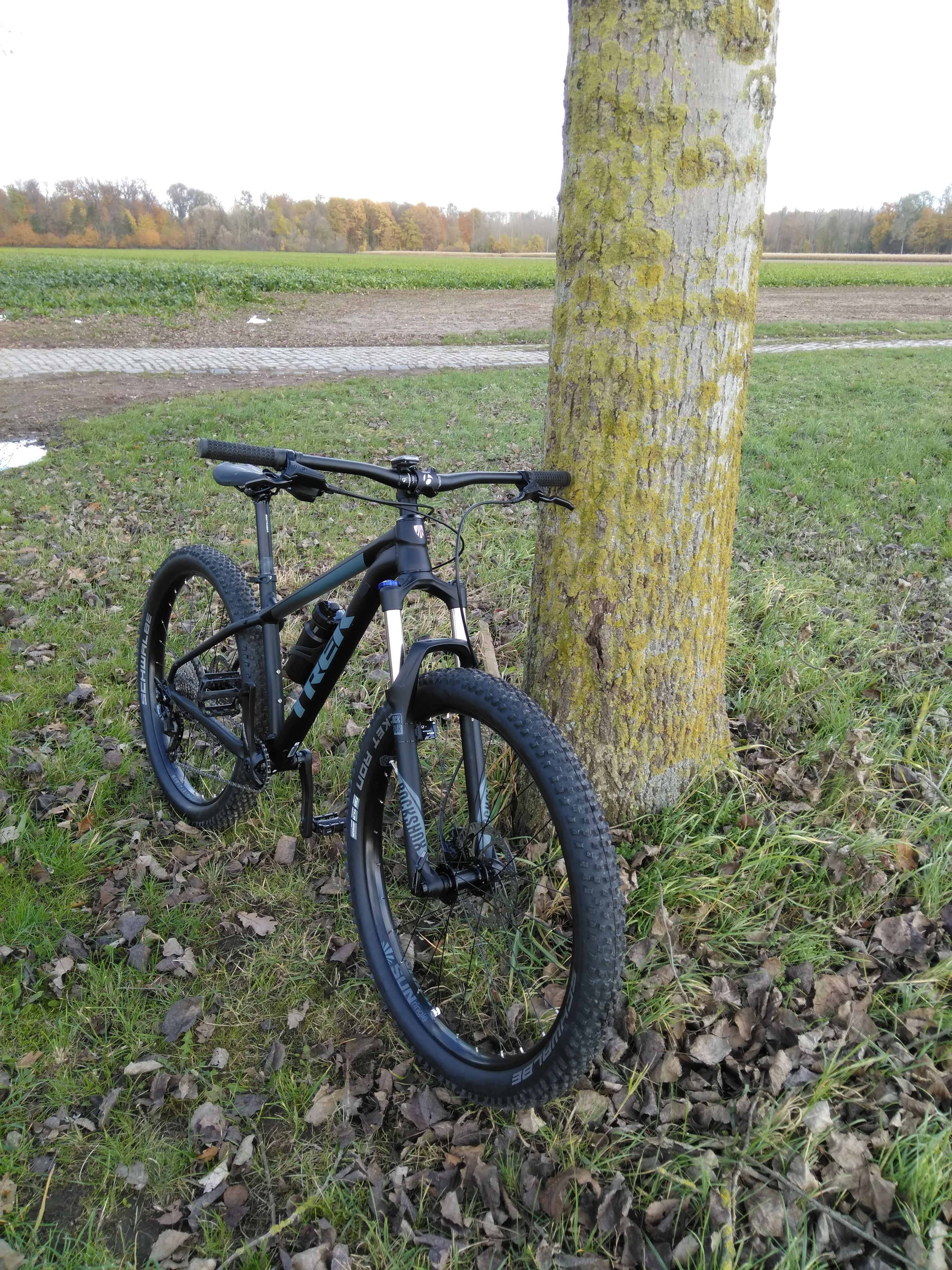 f4c9ddd7b0f My Trek Roscoe 7 2018 | MTB | Trek, MTB, Bicycle
