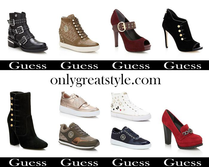 New Fall Guess 2018 Shoes Women Winter 2017 For xzxS7qwBr