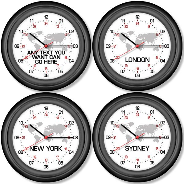 london new york clock | eBay