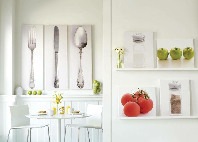 Parete Della Cucina : Decorazione della parete della cucina o come rendere la tua cucina