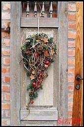 Türkranz, Weihnachten, Weihnachten, Weihnachtsdekoration, Weihnachtsdekoration, Viano,  #Türk... #weihnachtsdekohauseingangaussen