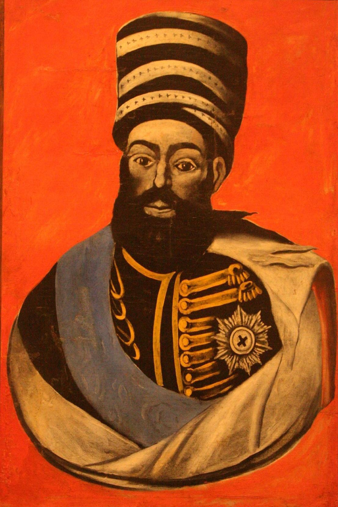 Niko Pirosmani (May 5, 1862 - April 9, 1918): Georgian primitivist painter.