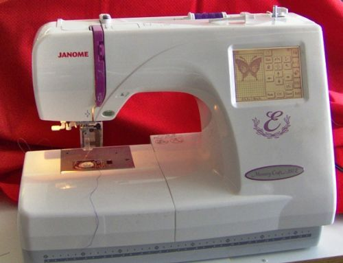 Janome Memory Craft 350e Review Love This Machine Most Of The