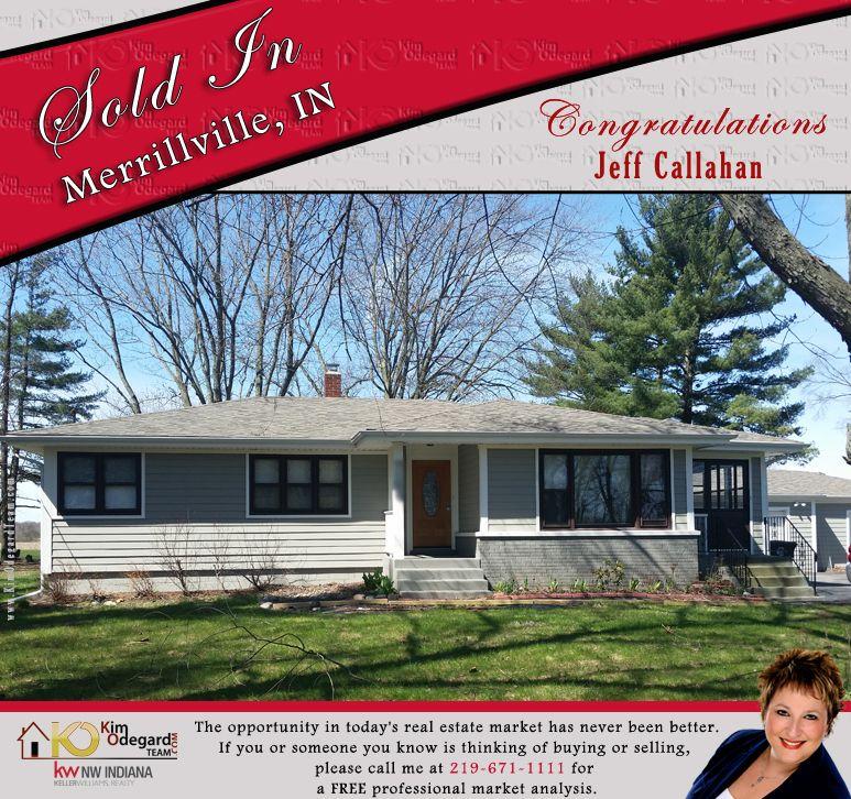 Happy New Homeowner Jeff Callahan In Merrillville In New Homeowner Homeowner Happy New Home