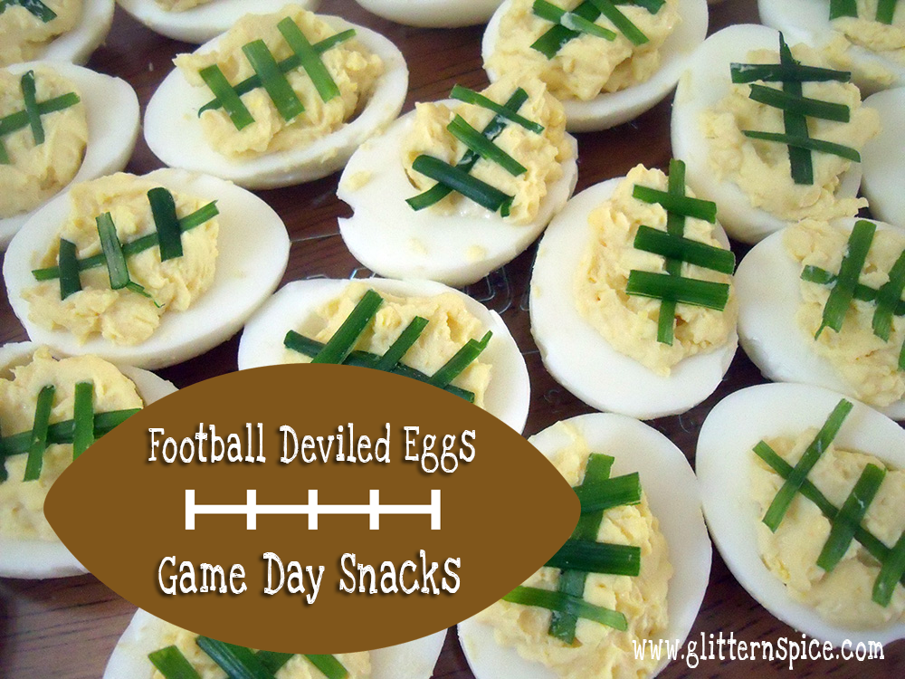 Football deviled eggs game day appetizers recipe party football deviled eggs game day appetizers recipe party appetizers devil and snacks forumfinder Gallery