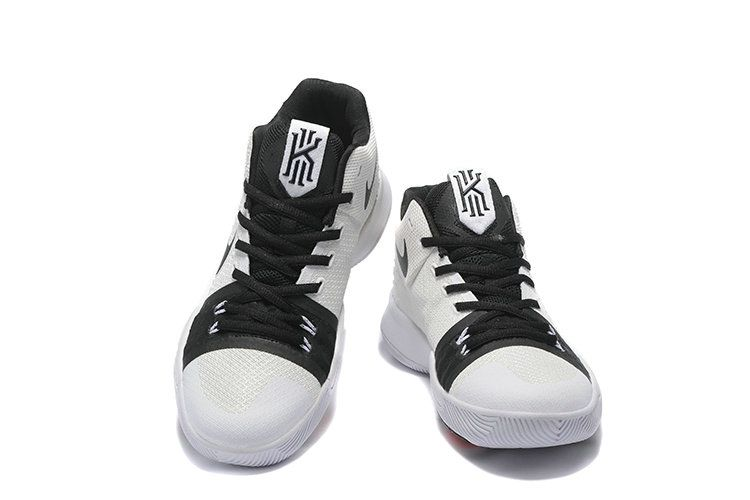 5e68a58c11e31 New Arrival Cheap Kyrie 3 III Black White Irving Shoes 2017 ...
