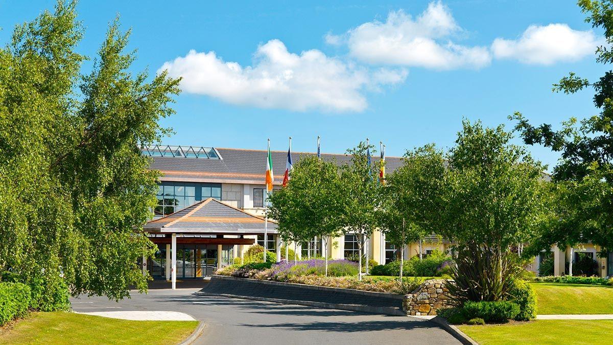 Druids Glen 5 Star Hotel Golf Resort In Wicklow Is Nestled The Scenic Mountains Offering Luxury Accommodation Near Dublin