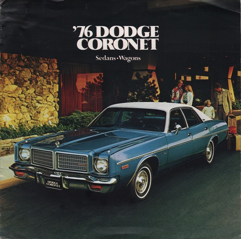 Dodge Coronet 1975 1976 Hledat Googlem Ads