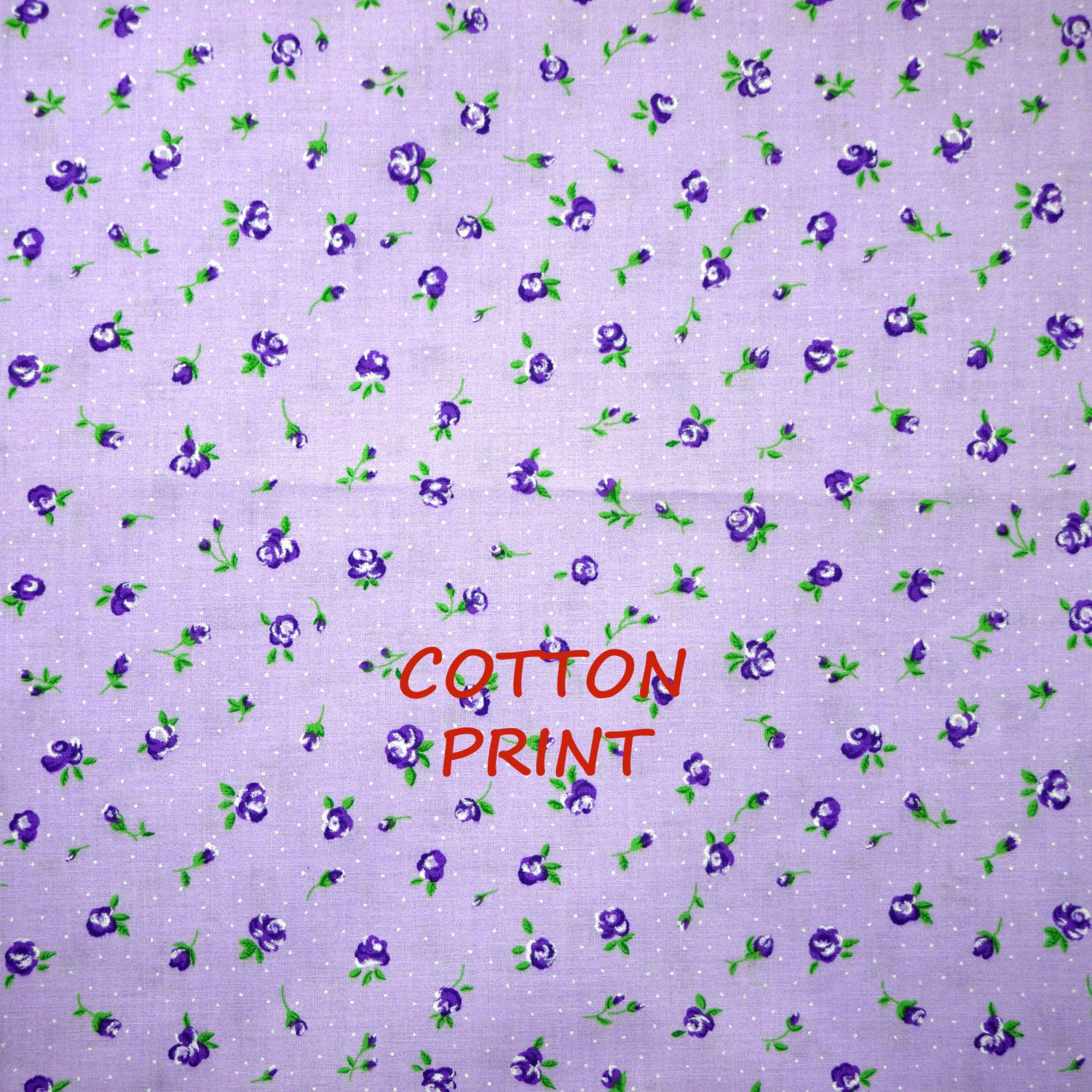 """45/"""" 100/% cotton calico quilting//sewing print by Concord Fabrics"""