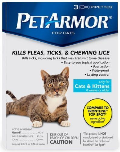 Pet Armor For 8 Weeks Or Older Cats Find Out More About The