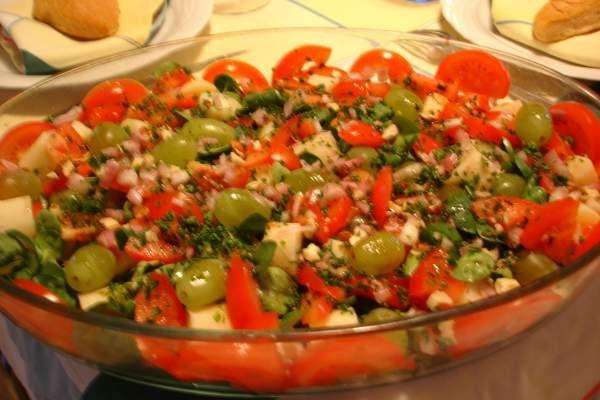 les diff rentes salades compos es recherche google diff rentes salades compos es de pates. Black Bedroom Furniture Sets. Home Design Ideas