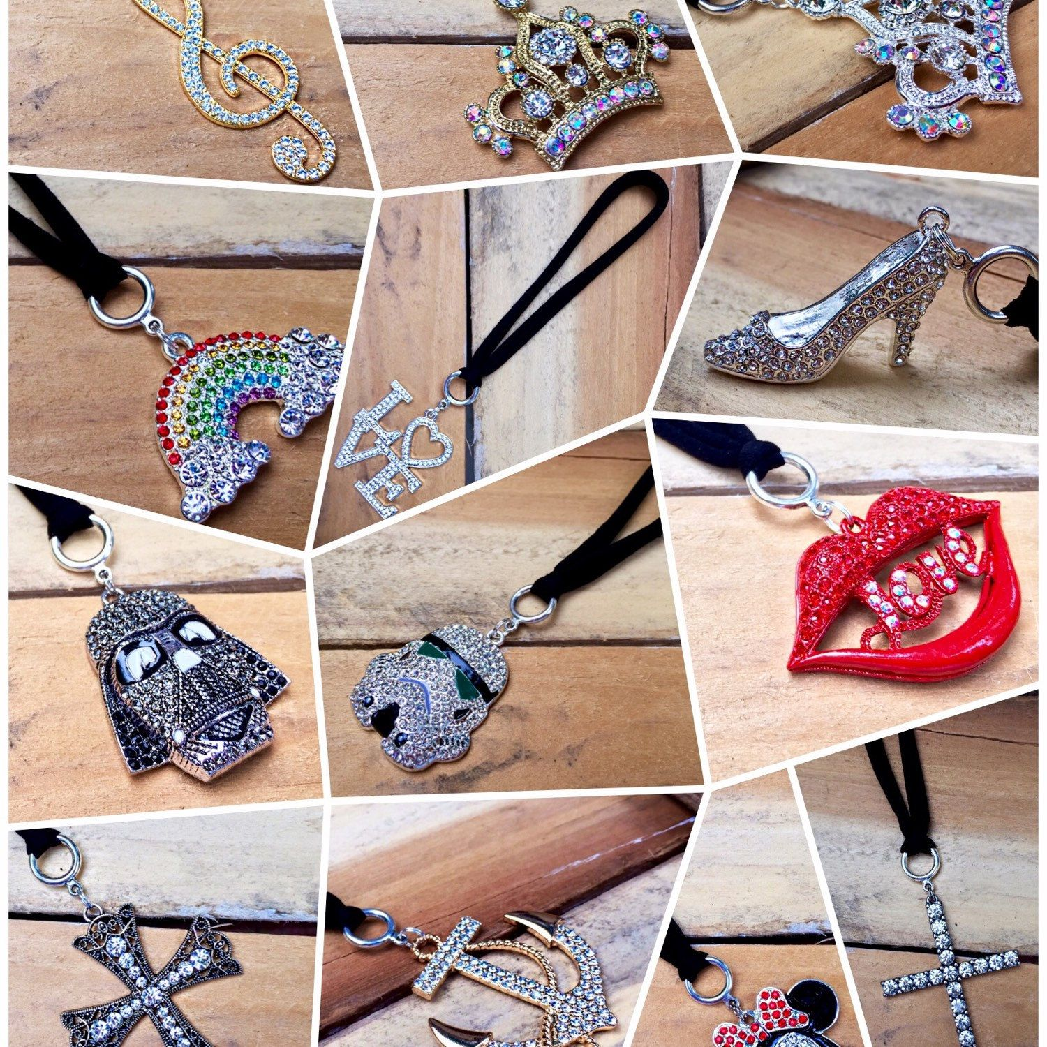 New listings for Car Bling All $12.99 Only 12 more days to use the 15% off coupon for July! Code: 1YEAR15