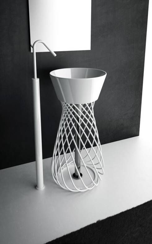 26 ausgefallene waschbecken f r jedes bad waschbecken b der und badezimmer. Black Bedroom Furniture Sets. Home Design Ideas