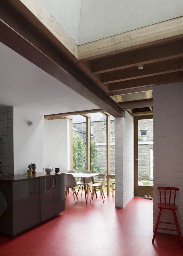 Visit A Conscious, LowCost Home Extension House, House