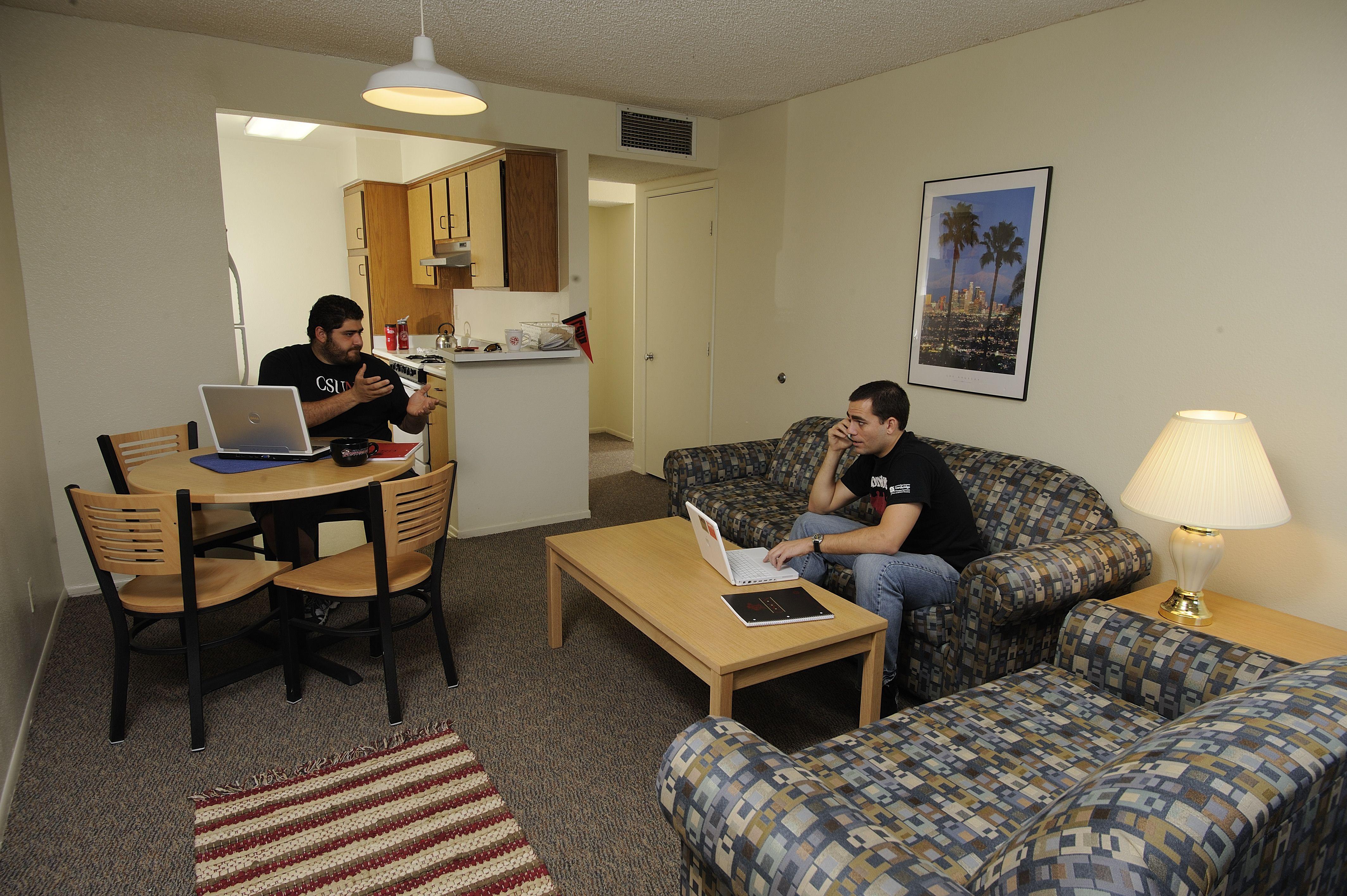 Csun Apartments Offer Ious Living