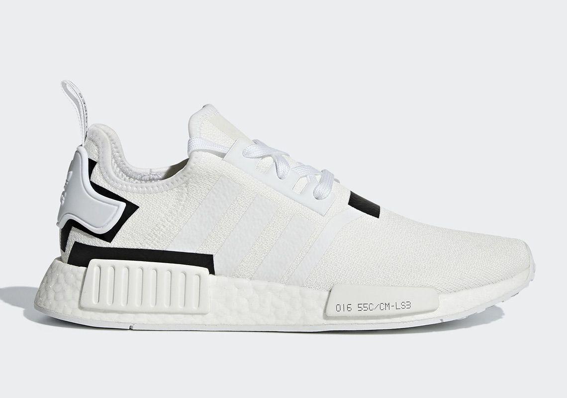 A Water Resistant Mens Sneakers Adidas Nmd Runner Black