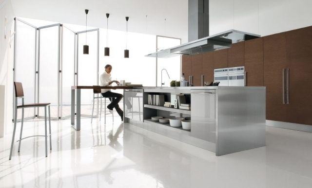 stars record cucine edelstahl kücheninsel dampfabzugshaube | Andy\'s ...
