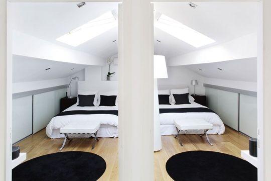 deco chambre sous comble1 Deco Chambre Sous Comble | deco chambre ...