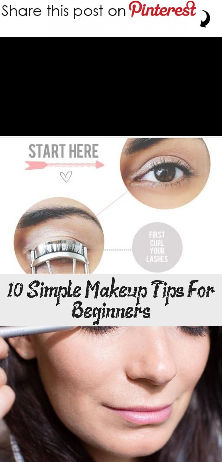 Photo of 10 Simple Makeup Tips For Beginners – Makeup Beauty