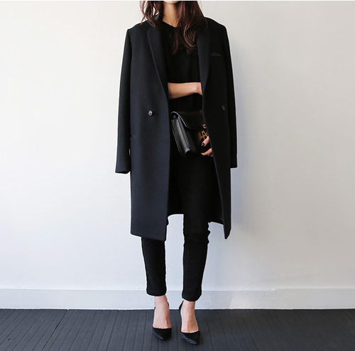 Pin by Paulien on Tenue | Fashion, Minimal fashion, Black