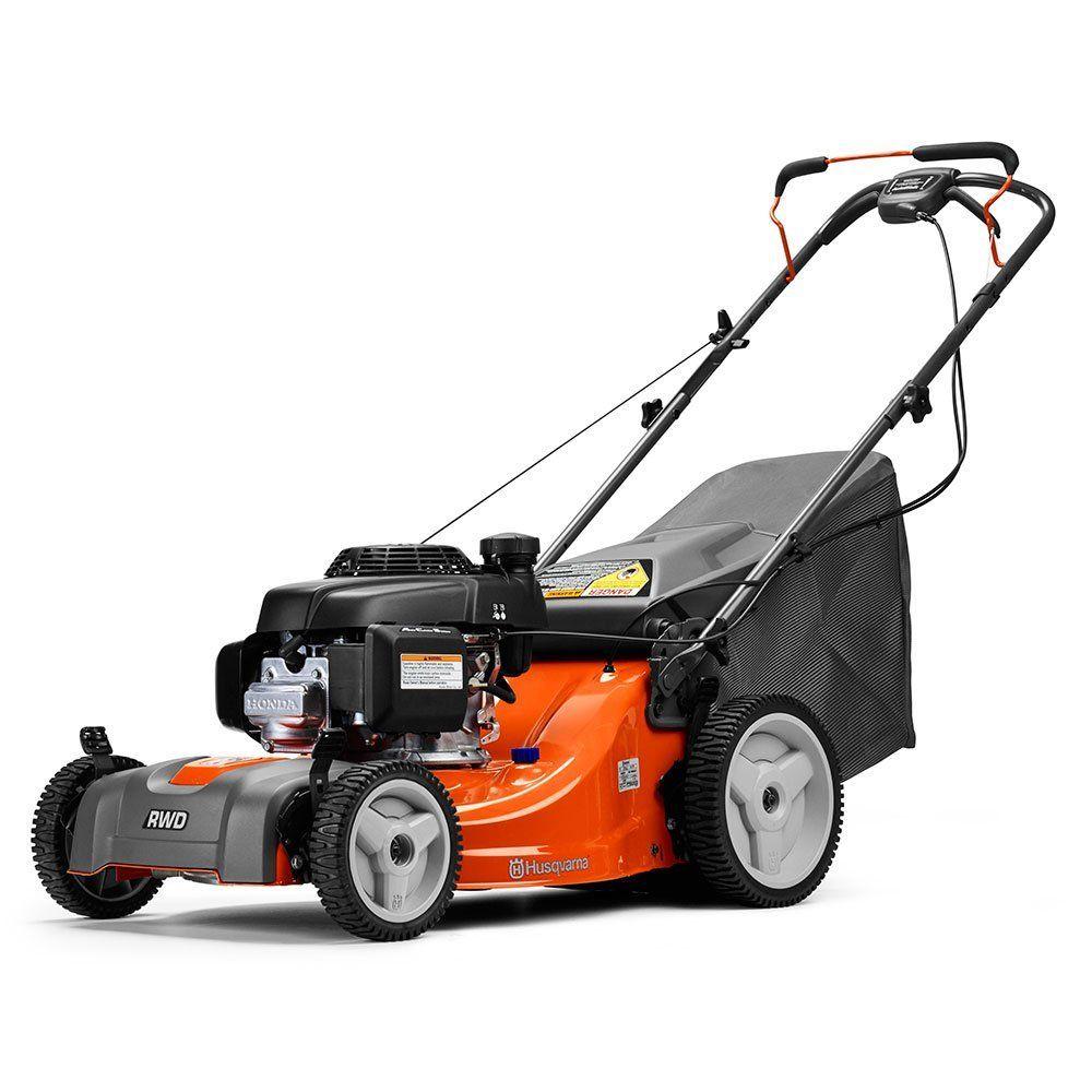 Husqvarna Self Propelled Lawn Mower Self Propelled Lawn