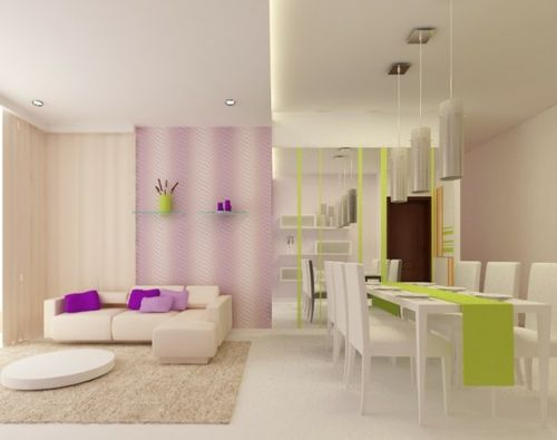 10 schöne Wohnzimmer Ideen – trendy und gemütlich | Sandy\'s ...