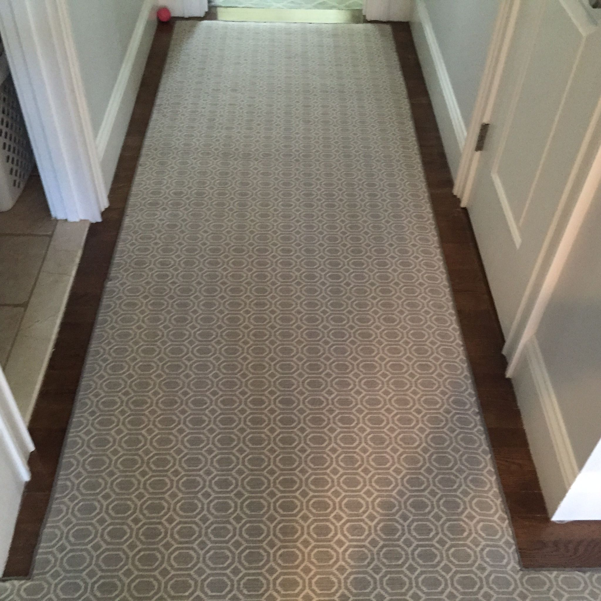 Pin By The Carpet Workroom On Hall Runners Home Carpet Rugs On Carpet Custom Area Rugs