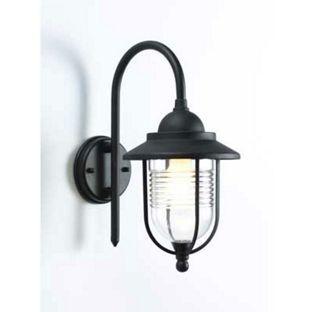 Fisherman S Outdoor Lantern Black 27cm From Homebase Co Uk Outdoor Lanterns Homebase Lanterns