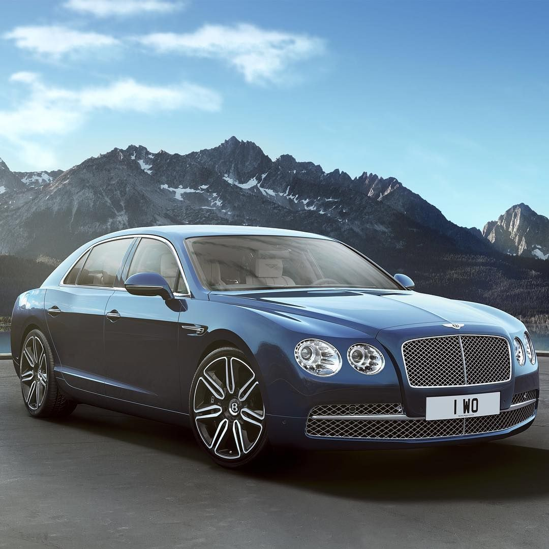 2017 Flying Spur Limited Edition By Mulliner. Exterior